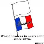 France - World Leaders in Surrender