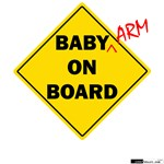 Baby Arm On Board