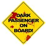 Dark Passenger On Board - Dexter - Bloody
