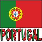 Portuguese Flag and Portugal