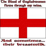 Englishwomen Blood & Breastmilk