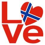Norwegian Red LOVE
