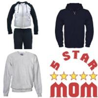 Women's Sweatshirts and Outerwear - 5 Star Mom