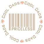 Sweet Cool Dads Priceless T-shirts Gifts