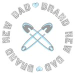 Brand New Dad of a Boy T-shirts Gifts