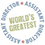 World's Greatest Assistant Director T-shirts Gifts
