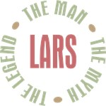 Lars the man the myth the legend T-shirts Gifts