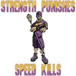 Lacrosse Defenseman SP