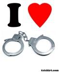 I Love Handcuffs