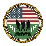 Some Gave All Seal