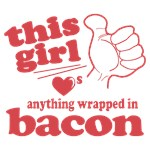 Guy / Girl Loves Bacon