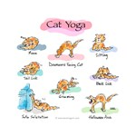CAT YOGA POSES-- BESTSELLERs!