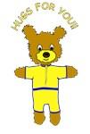New! Hugs For You! Bear