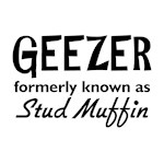 Geezer T-shirts and Gifts