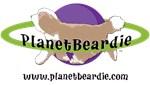 PlanetBeardie Fawn Beardie Logowear