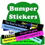 The Funny & Humorous Bumper Sticker Collection