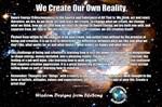 We Create Own Reality