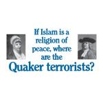 Quaker Terrorists - Goodies