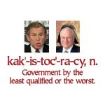 Kakistocracy - Apparel