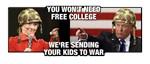 Politicians & College