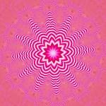 Incense and Peppermint Art Mandala