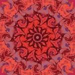 Rumba Art Mandala