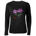 Women's T's - Tops - Hoodies<br>Black White Colors