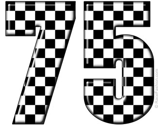 PLAIN Checkered Numbers