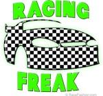 Racing Freak in Green