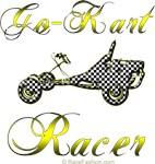 Go-Kart Racer Yellow