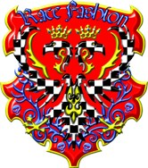 Race Fashion Coat of Arms