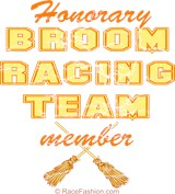Broom Racing Team Orange