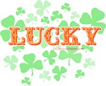 Lucky Orange&Green 1