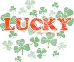 Lucky Orange&Green 2 (distressed)
