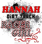 Hannah and Maggie Dirt Track Racer