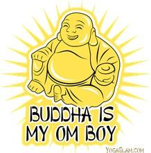 Buddha is my Om Boy