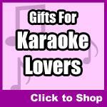 Karaoke Shirts and Gifts
