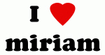 I Love miriam