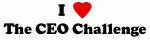 I Love The CEO Challenge