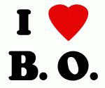 I Love B. O.