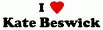 I Love Kate Beswick