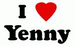 I Love Yenny