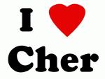 I Love Cher