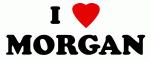 I Love MORGAN