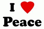 I Love Peace