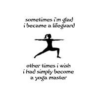 Lifeguarding Yoga Master