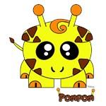 Pompom Pudgie Pet