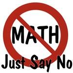 No Math