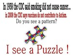 I see a PUZZLE CDC!