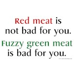 Fuzzy Green Meat